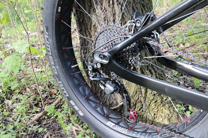 Transmission pour vélo de ville
