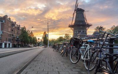 Qu'est-ce qu'un vélo hollandais ?