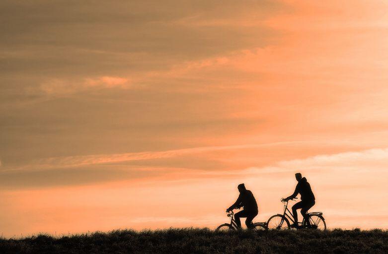 Voyager à vélo à travers la France et l'Europe