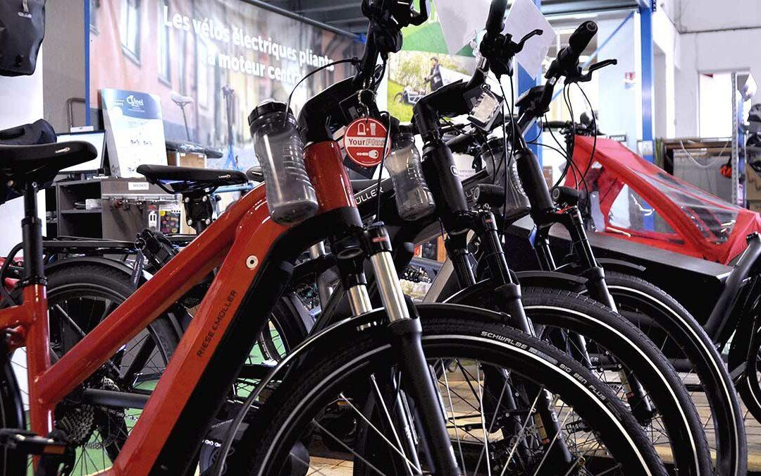 Zoom sur Riese & Müller : des vélos électriques historiques