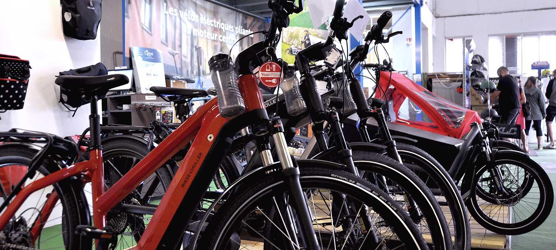 Vélo Electrique Nantes : Magasin Bike Center