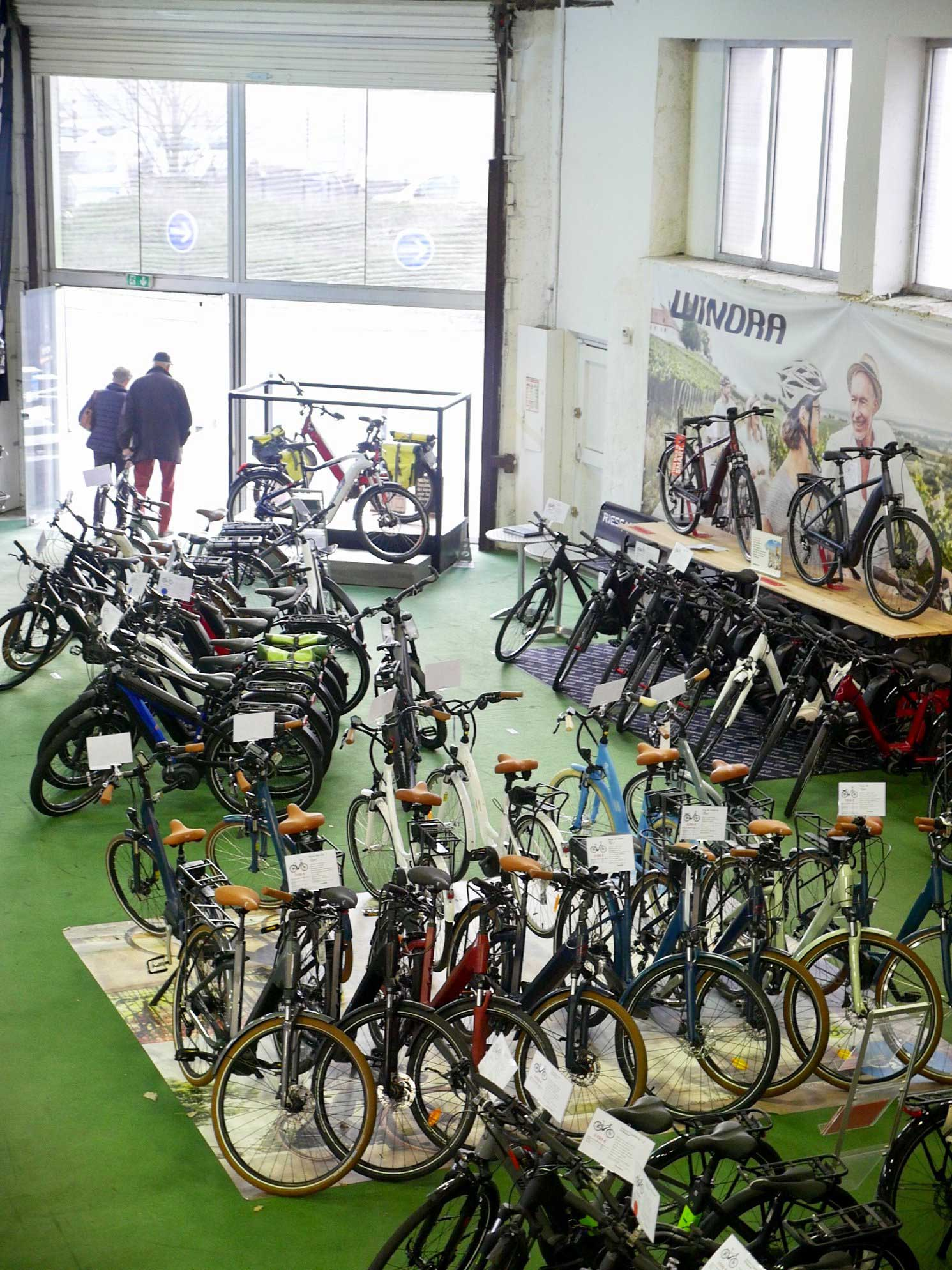Magasin Bike Center Nantes