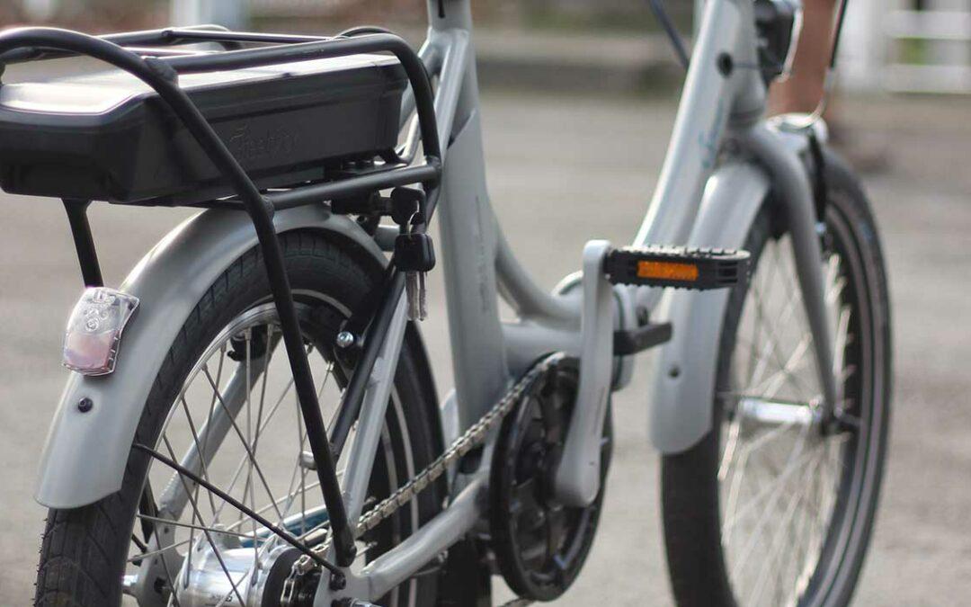Les atouts du vélo pliant électrique