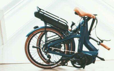 Comment prendre les côtes d'un vélo pliant ?