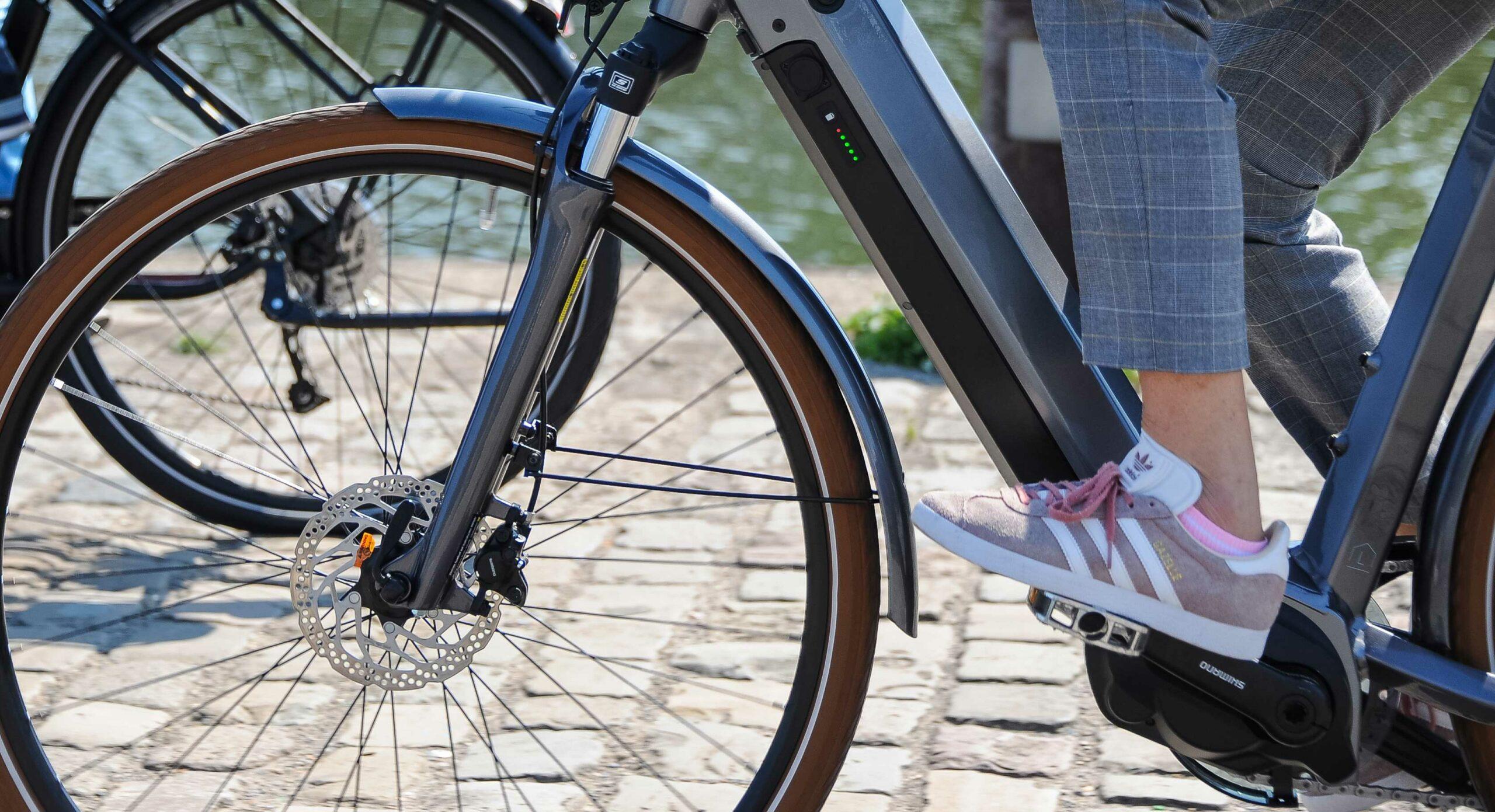 Vélo électrique O2Feel