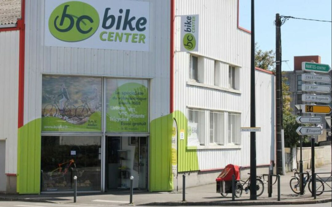 Magasin Bike Center - Nantes