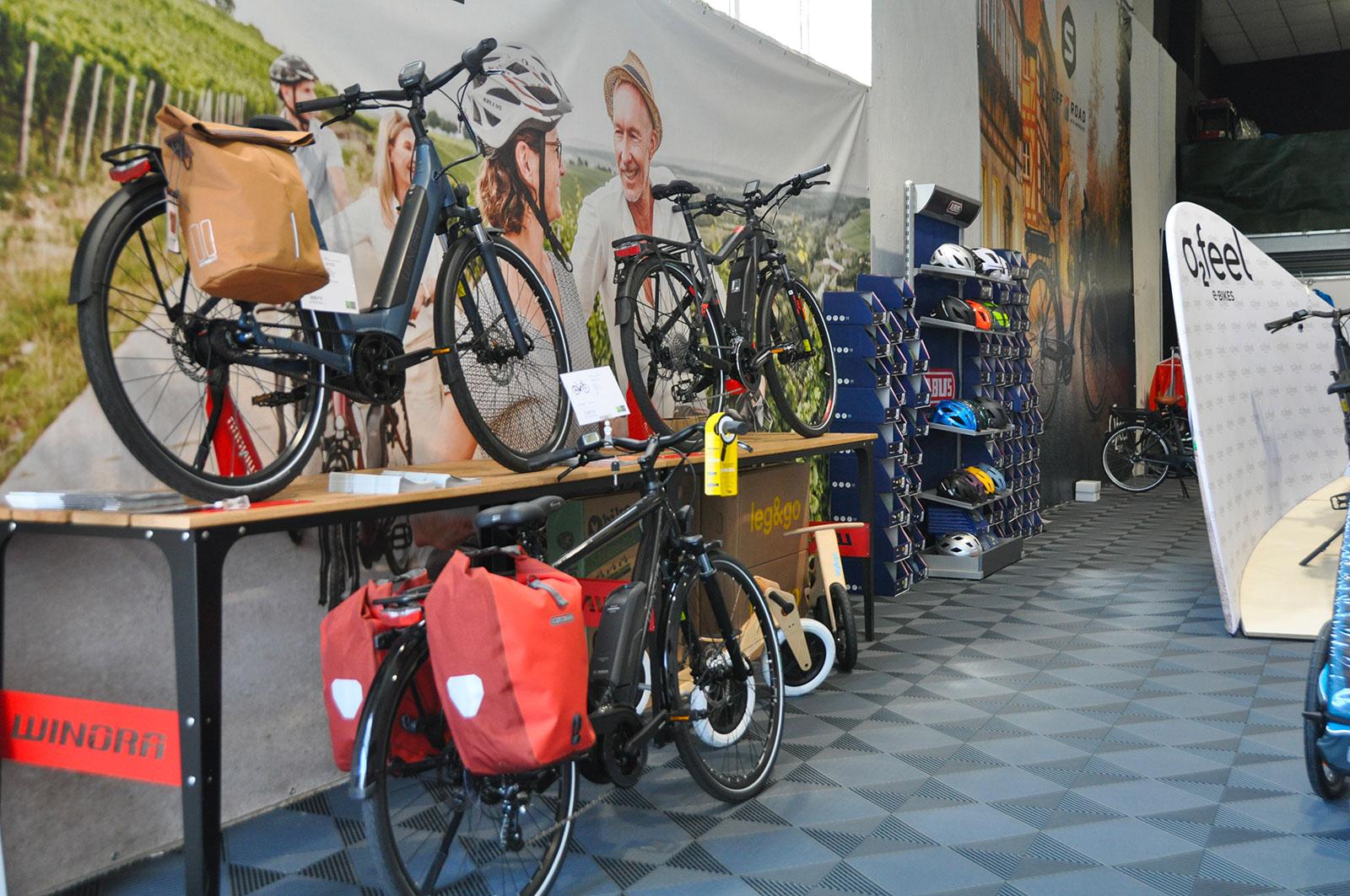 Nantes Magasin Vélo électrique Bike Center
